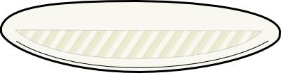 Placer la compote sur la pâte